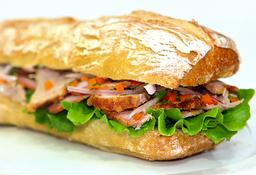 Sándwich Butifarra