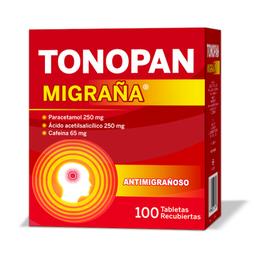 Tonopan (250 mg / 250 mg / 65 mg)
