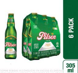 Pilsen Six Pack Botella
