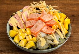 El 2do Poke Bowl a 50% Off