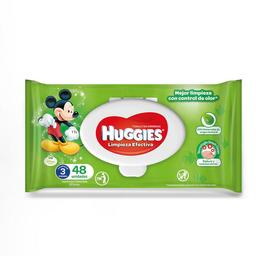 Huggies Toallitas Húmedas Activ Fresh 24x48