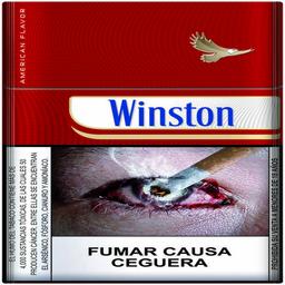 Winston Rojo 20 unidades