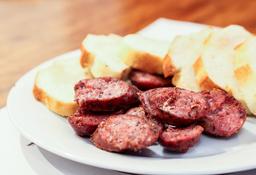 Porción De Chorizos