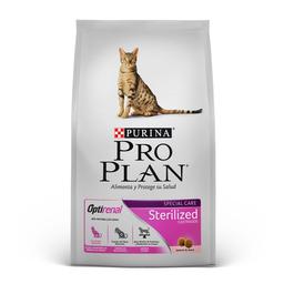 Pro Plan Alimento Para Gato Sterilized Cat 3 Kg
