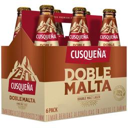 Cusqueña Cerveza Doble Malta