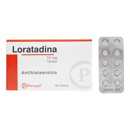 Portugal Loratadina (10 mg)