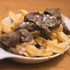 Tacos de Lomo al Grill y Queso Cabrales