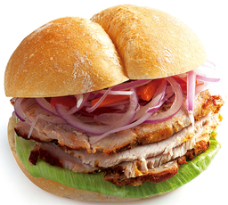 Sándwich de Butifarra