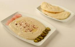 Babaganush + Pan