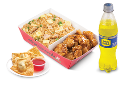 Chinabox Chi Jau Kay + 3 Wantanes