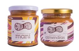 Promo 3: 1 Mantequilla De Maní + 1 Mantequilla De Almendras