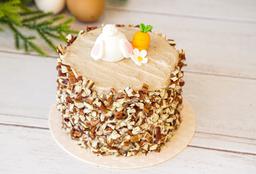 Mini Torta de Zanahoria Pascua
