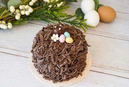 Mini Torta de Chocolate Pascua