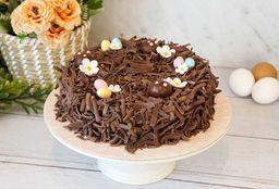 Torta Mediana de Chocolate Pascua