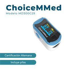 Oximetro ChoiceMMed