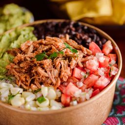 Arma tu Mexican Bowl Mediano