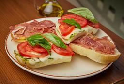 Sandwich Genovés