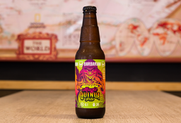Cerveza Artesanal Barbarian