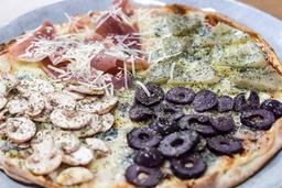 Pizza Cuatro Estaciones Personal