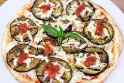 Pizza de Berenjena Personal