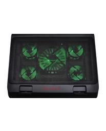 Xblade Optimizador Cooler Glacius Iluminado Para Notebook 17
