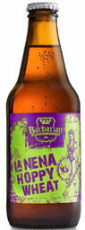 Cerveza Barbarian La Nena Hoppy Wheat
