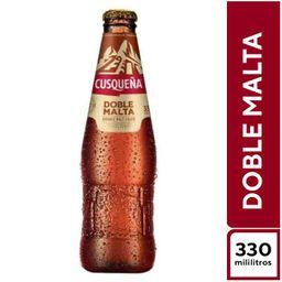 Cusqueña Doble Malta 330 ml
