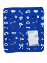 Tecnopets Pañal Pee Pad Reusable Blue 80 x 90 cm