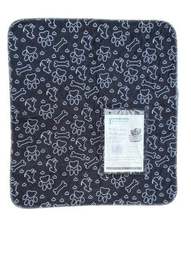 Tecnopets Pañal Pee Pad Reusable Black 80 x 90 cm