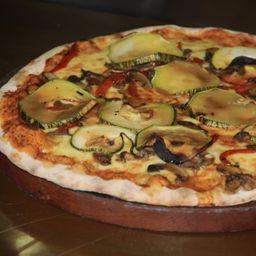 Pizza Vegetariana Familiar