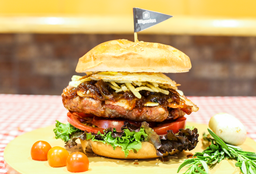 La Llorona Burger