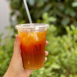 Cold Brew de Naranja