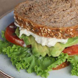 Sandwich Integral de Pollo