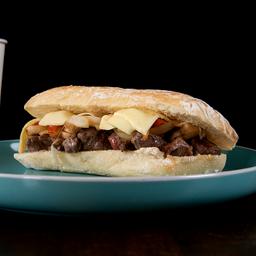 Sandwich de Lomito Campesino