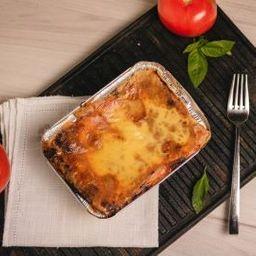 Lasagna Cuatro Quesos