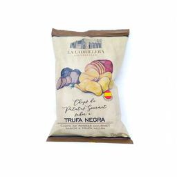 La Ladrillera Chips Patatas Gourmet Trufa Negra