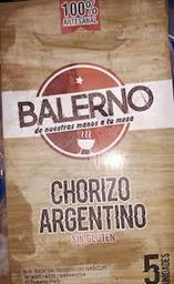Balerno Chorizo Argentino