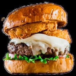 Juicy Lucy Veggie Burger