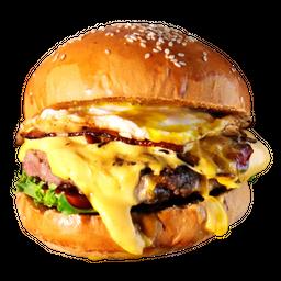 Benedictina Veggie Burger