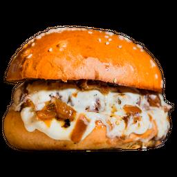 Truffle Veggie Burger