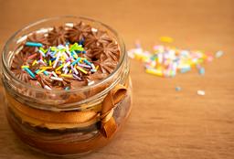 Mini Jar Chocolate Clásico