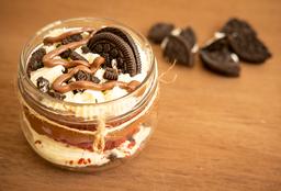 Mini Jar Red Velvet Nutella Oreo