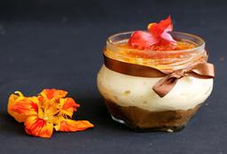 Mini Jar Cheesecake Maracumango