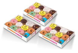 Donuts Clásicas x36