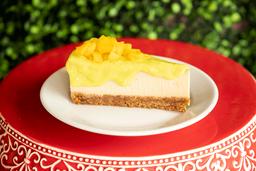 Cheesecake de Piña Colada