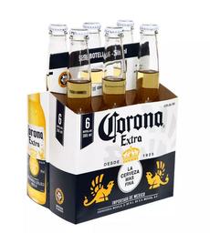 Corona Six Pack Botella 355 ML.