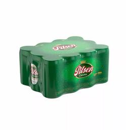 Pilsen Twelve Pack Lata 355 ML.