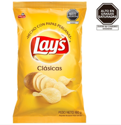 Lay's Clásicas 160 g
