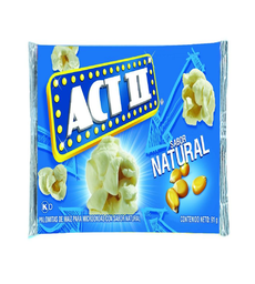 Act II Pop Corn Natural 91 GR.
