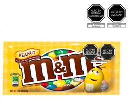 M&M's Peanut 49.3 GR.